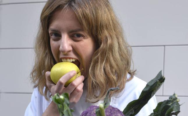 Nieves Urrutia: «Comer natural eleva la calidad de vida»