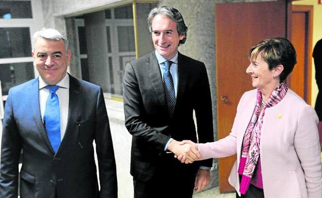 Consenso PNV-PP: «No hay ninguna razón para marginar a Vitoria»