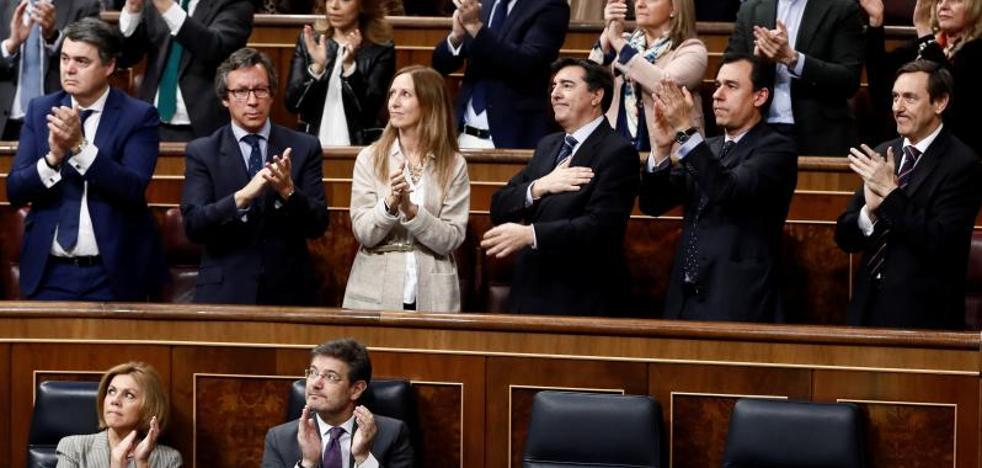 Gobierno y Cs presionan al PSOE para frenar la derogación de la prisión permanente