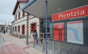 Una mujer de 20 años sin billete agrede a dos vigilantes del metro en Plentzia