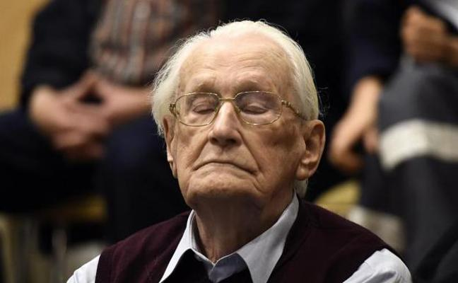 El contable de Auschwitz