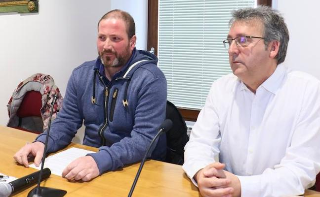 Joseba Terreros, nuevo presidente de los concejos de Álava