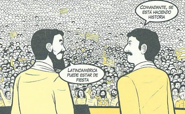 García Márquez en cómic