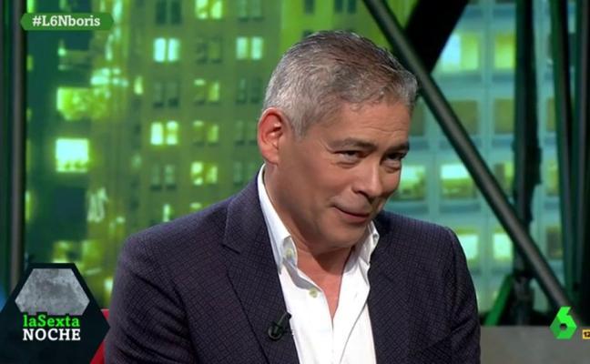 Boris Izaguirre no solo se desnudaba en 'Crónicas marcianas'