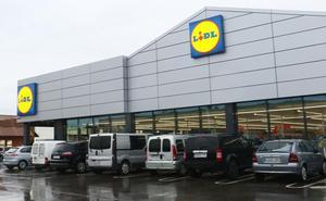 Lidl entra de lleno en la guerra de los 'súper' en Vitoria y proyecta dos nuevas tiendas