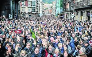 Rajoy dice que las pensiones subirán «más y pronto» si se sigue creando empleo