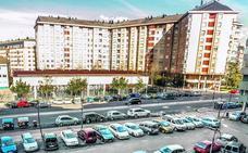 Vitoria 'legalizará' decenas de plazas de aparcamiento en Aranbizkarra