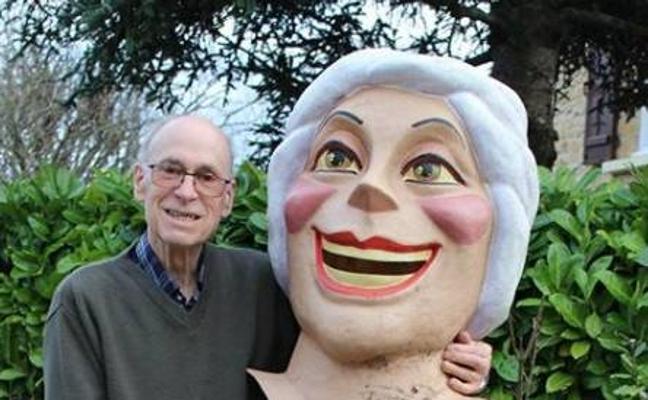 Aparece en Francia la cabeza de la Eskarabillera de 2014