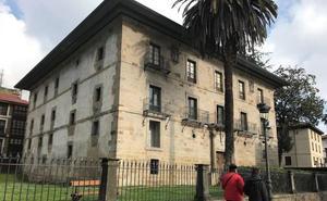 Balmaseda adelanta la reforma interior del palacio Horcasitas a la espera de inversores