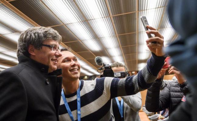 Puigdemont viajará a Finlandia esta semana