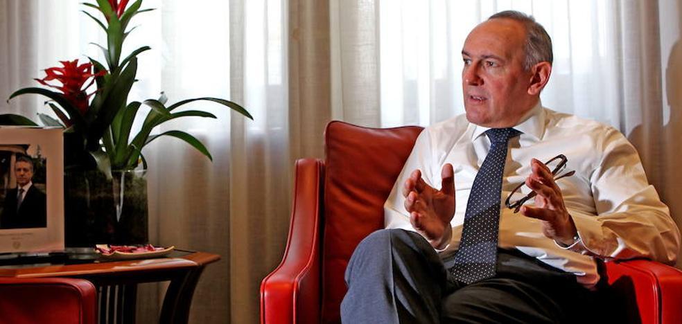 El diputado general de Álava pide la transferencia de la Seguridad Social a Euskadi