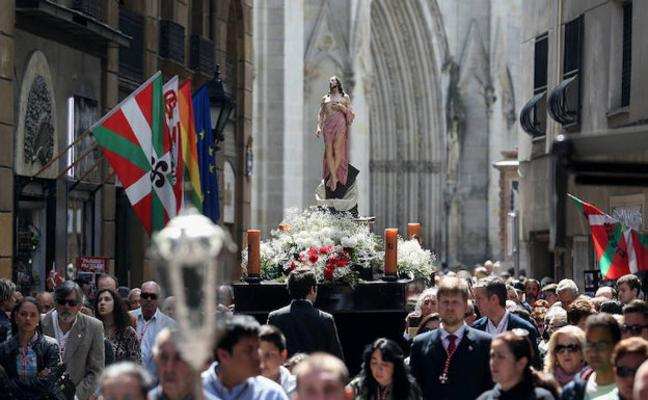 Semana Santa 2018 en Bilbao: horarios y recorridos de las procesiones