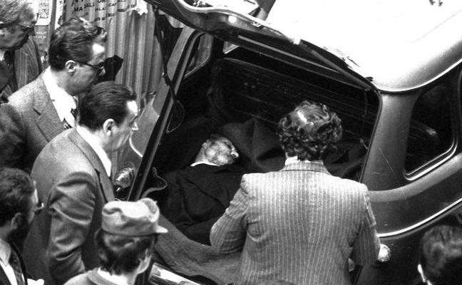40 años del secuestro de Aldo Moro