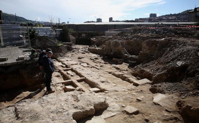 La iglesia de Burtzeña escondía una necrópolis