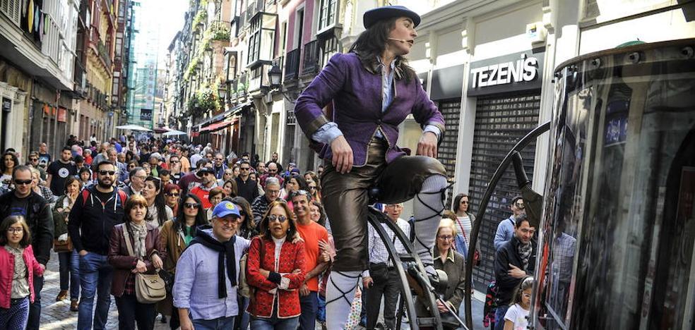 Basque Fest convertirá a Bilbao en la capital de la cultura vasca con más de 230 actos en Semana Santa