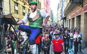 342 tiendas y restaurantes bilbaínos abrirán en Semana Santa para atender a los turistas