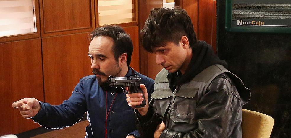 Koldo Serra atraca Bilbao con '70 binladens'