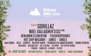 Conciertos del sábado en el BBK Live 2018