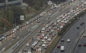 Los motoristas de la Guardia Civil harán controles de alcohol, drogas y velocidad