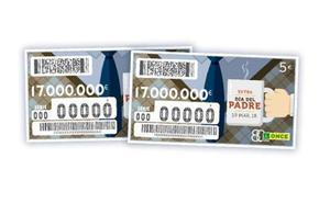 El sorteo del Día del Padre de la ONCE deja 80.000 euros en Bizkaia