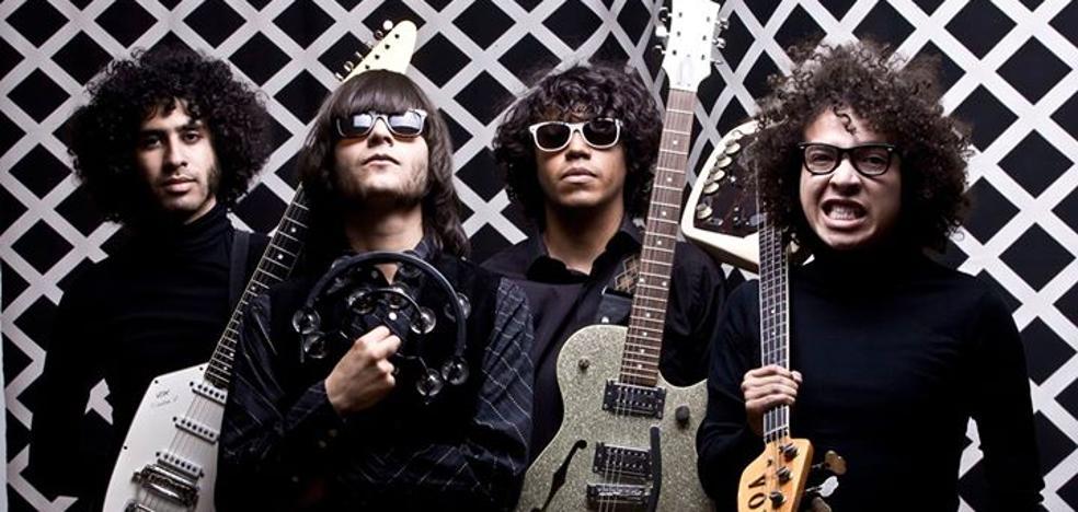 Cancelan en Vitoria el concierto de una banda cuyo guitarrista está acusado de malos tratos