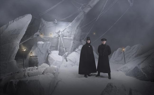 'The Terror': El infierno sobre hielo