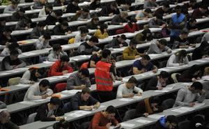 5.447 aspirantes se inscriben para participar en la OPE de profesores de Secundaria y FP