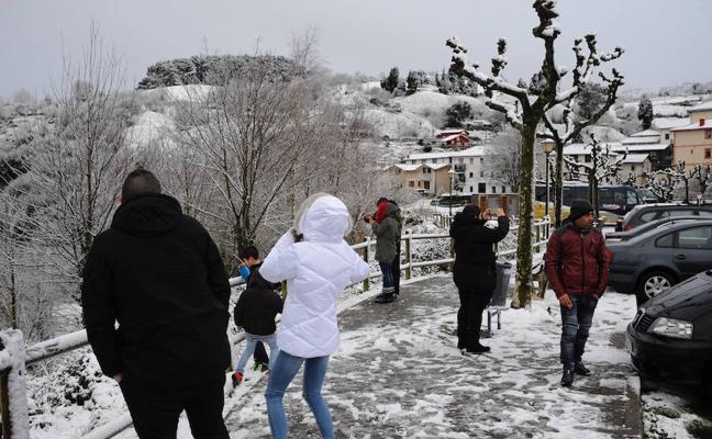 La primavera se prevé algo fría y húmeda en Euskadi, sobre todo en la costa