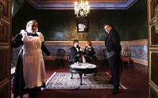 Un fin de semana para resolver un 'asesinato' al estilo Agatha Christie