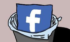 Guía práctica para desaparecer de Facebook para siempre (o no)