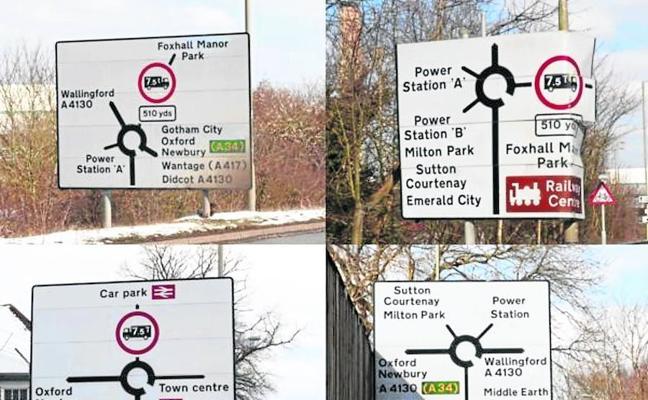 Todas las carreteras conducen a Mordor