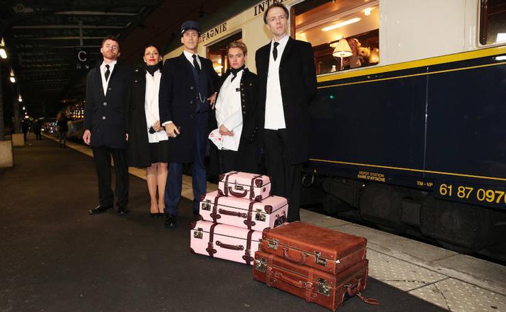 Un viaje en el Orient Express