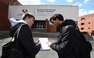 La UPV introduce la formación dual en dos grados del campus de Bizkaia