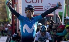 Volta 2018: Valverde se adelanta a la nieve que obliga a recortar la etapa de hoy