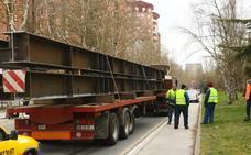 Restablecido el tráfico en la calle Iturritxu