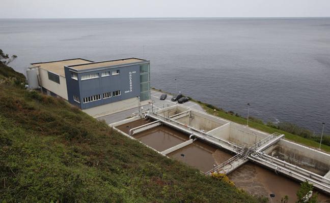 El Consorcio solventará para mayo parte de los vertidos al mar de la depuradora de Ondarroa