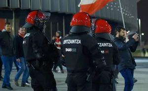 La UEFA reprende a la Ertzaintza por tardar un mes en enviar el informe sobre el Spartak