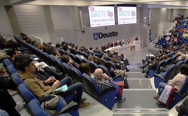 El Gobierno vasco ve «mejorables» las tasas de emprendimiento a edades tempranas