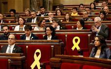El calvario catalán