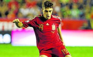 La FIFA no permite a Munir jugar con Marruecos