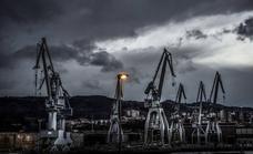 El colapso financiero de La Naval hace naufragar la construcción de un megaferry para Balearia