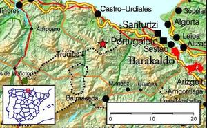 Castro registra esta madrugada un terremoto de 2,7 grados