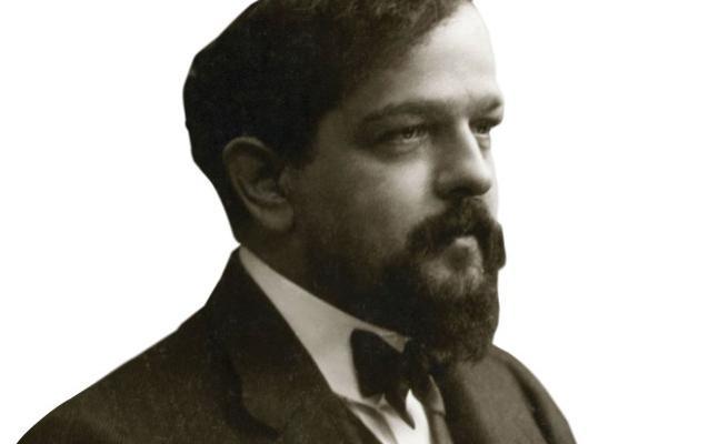 Los colores de Claude Debussy
