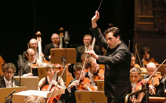 La Sinfónica de Euskadi ofrecerá en Durango un exclusivo concierto a favor de la discapacidad