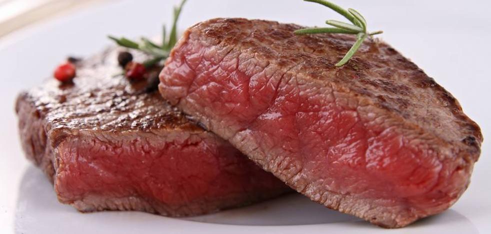 Carne roja sí, pero con medida