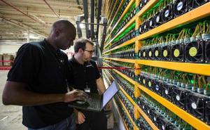 El bitcoin cae más del 4%