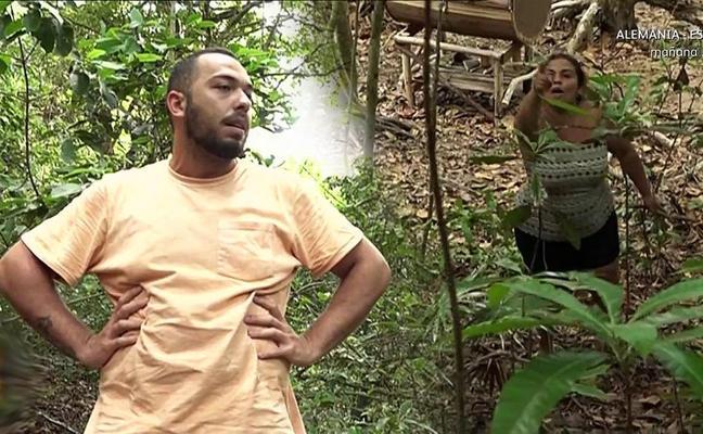 «Barriobajera, mantenido». Cruce de insultos en 'Supervivientes'