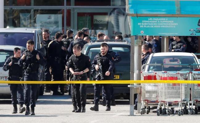 Detenida una segunda persona en relación al ataque del supermercado francés