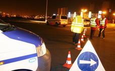 Detenido un conductor por dar positivo en un control de alcoholemia en Barakaldo