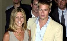 Brad Pitt y Jennifer Aniston: la foto que confirmaría su romance